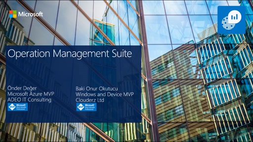 Operations Management Suite (OMS)