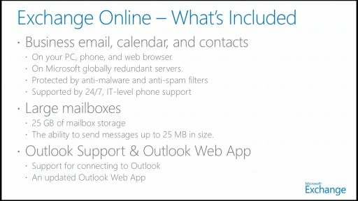 Office 365 Administration for Small Business: (06) Exchange Online Basic Administration