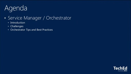 Service Manager and Orchestrator, the Perfect Partnership