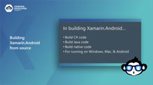 Building Xamarin.Android from source