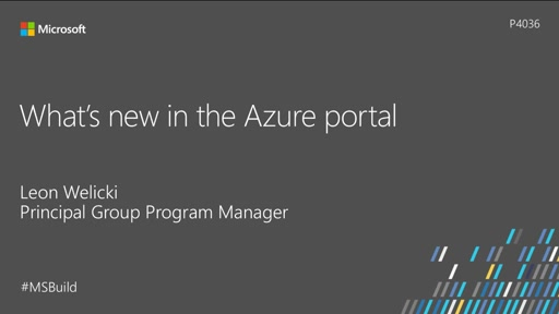 What's new in the Azure Portal