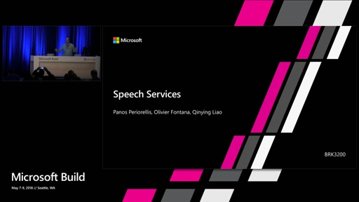 Speech Services