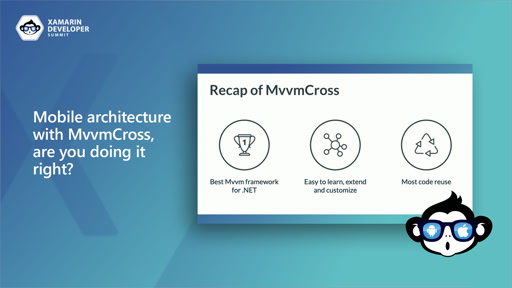 Mobile architecture with MvvmCross, are you doing it right?