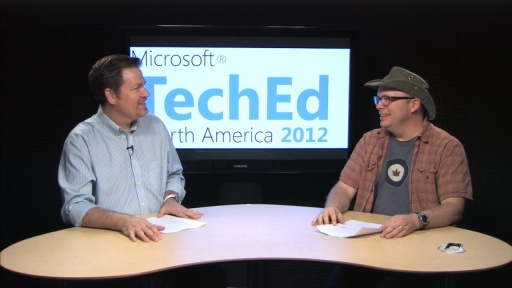 Countdown to TechEd North America 2012: Giving Back and Evening Events