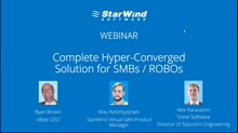 Hyper-V deployment for SMB and ROBO