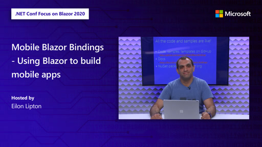 Mobile Blazor Bindings - Using Blazor to build mobile apps