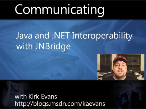 .NET and Java Interop with JNBridge