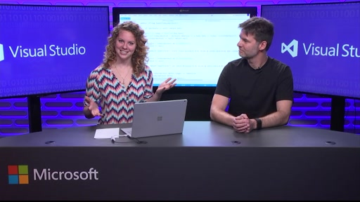 Exploring C# Productivity in Visual Studio 2017