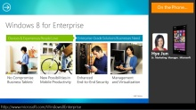 (Episode 2) Windows 8: Designed for Businesses