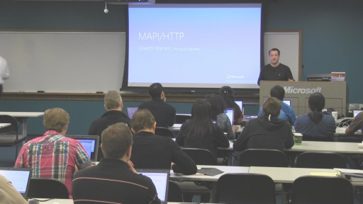 Exchange 2013 and MapiHttp