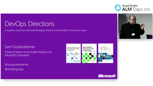 Keynote – DevOps Directions