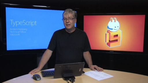 Anders Hejlsberg: Introducing TypeScript