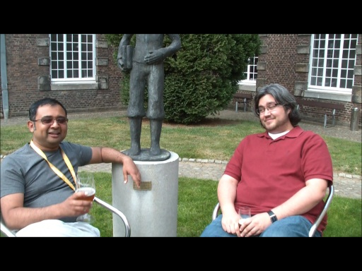 Joomla! Community and Microsoft, Interview with Louis Landry @ J and Beyond 2011
