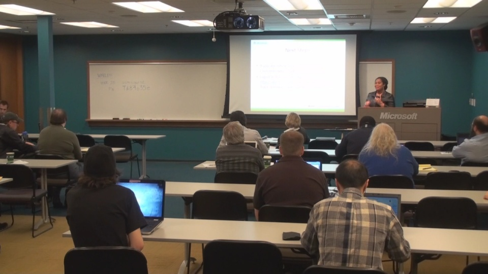 Windows Protocol Content Focus Group Presentation 2012