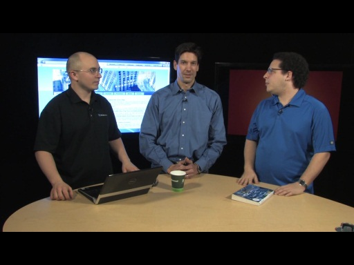 Cloud Cover Episode 36 - Mark Russinovich Talks Fabric Controller and Cyber Terrorism