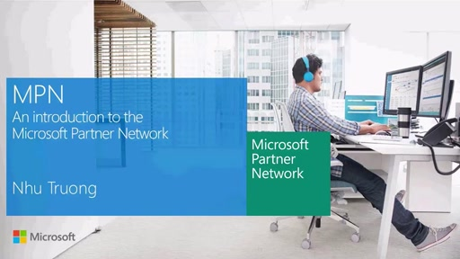 An introduction to the Microsoft Partner Network