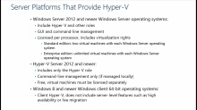 Server Virtualization with Windows Server Hyper-V and System Center: (02) Installing and Configuring the Hyper-V Server Role