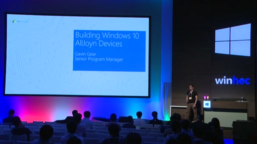 Building IoT devices with AllJoyn