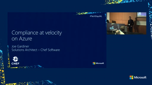 Compliance at velocity on Azure