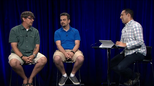 Live Q&A - ASP.NET and Azure Development