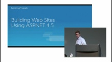 Building Sites Using ASP.NET 4.5