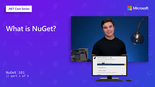 What is NuGet? [1 of 5]