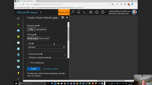Your Private Network in the cloud: (Part 2) How to Set up and Use an Azure Virtual Network