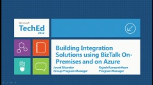 Building Integration Solutions Using Microsoft BizTalk On-Premises and on Windows Azure