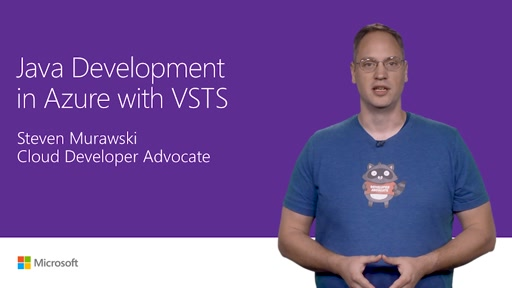 Java development in Azure with Visual Studio Team Services