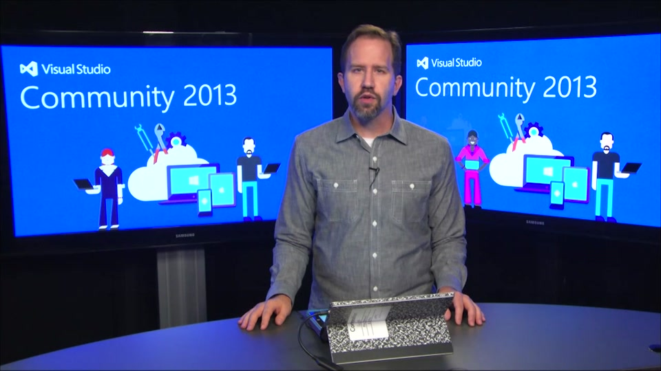 Introducing Visual Studio Community 2013