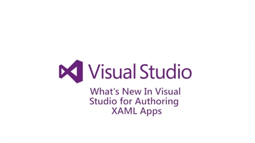 What's New in Visual Studio 2013 for Authoring XAML apps
