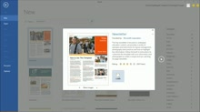 SMB Solution: Boost Your Marketing with Office 365: (05) How to Create and Publish Newsletters