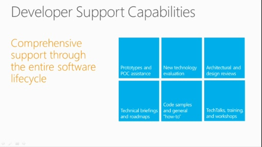 "TechNet Radio: Taste of Premier - Premier Support for Developers & ""Surface! Surface! Surface!"""