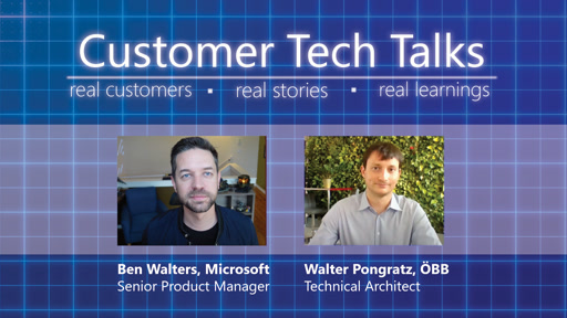 ÖBB shares how their move to Azure helped scale their system and increase reliability