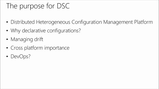 Getting Started with PowerShell Desired State Configuration (DSC): (01) Getting Ready for DSC