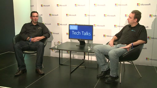 TechTalks: Michael Niehaus - Senior Program Marketing Manager - Windows Commercial - Microsoft