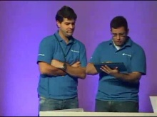 Lançamento Windows 8 - General Session