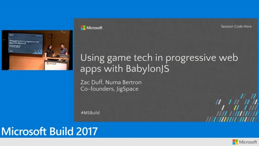 Jig.Space: Using 3D game technology in progressive web apps with BabylonJS