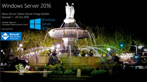 WindowsServer2016 - Episode 1 - NanoServer
