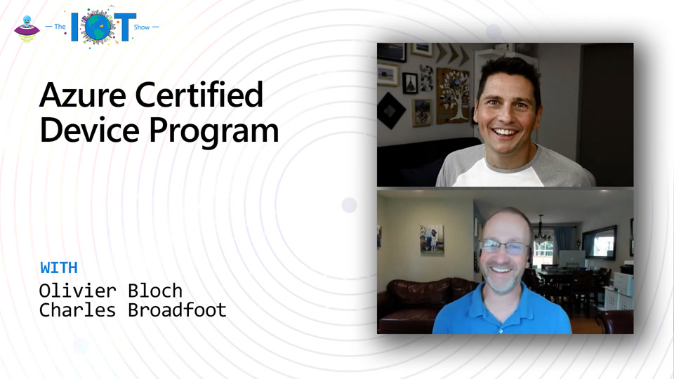 Azure Certified Device Program