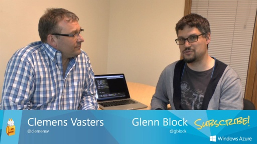 Glenn Block Explains Socket.IO Scale-Out on Service Bus