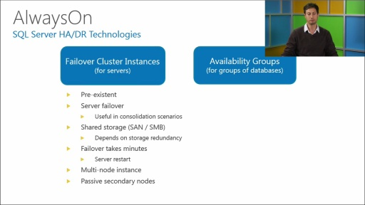 Mission Critical Performance with SQL Server 2014: (05) AlwaysOn Enhancements in SQL Server 2014