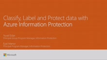 Learn how classification, labeling, and protection delivers persistent data protection