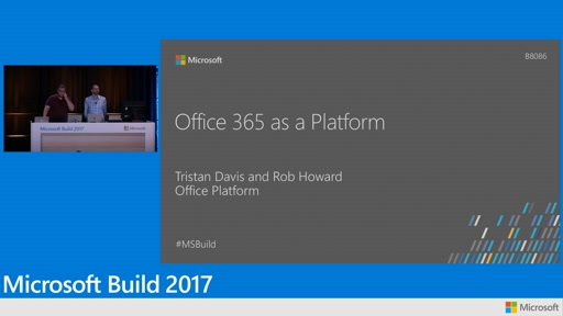 Office 365 as a platform: Reach 100 million Microsoft Office users with your web applications