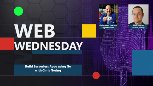 Build Serverless Apps using Go with Chris Noring