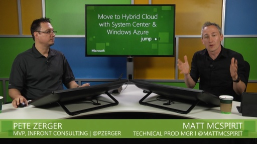 Move to Hybrid Cloud with System Center and Windows Azure: (03) Service Delivery and Automation in the Hybrid Cloud