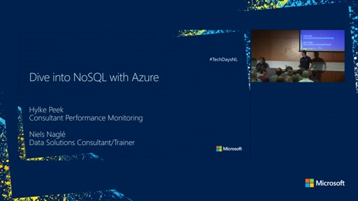 Dive into NoSQL with Azure