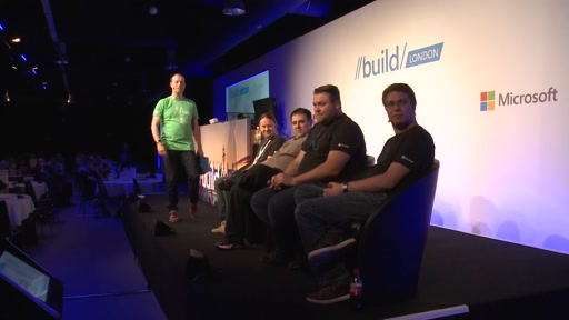 //build/London Session: Q&A Panel and Closing