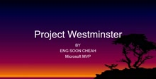 Project Westminster