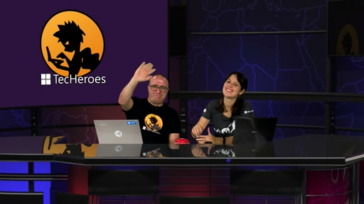 #TecHeroes - Speciale dotNET{podcast}: novità di Windows 10